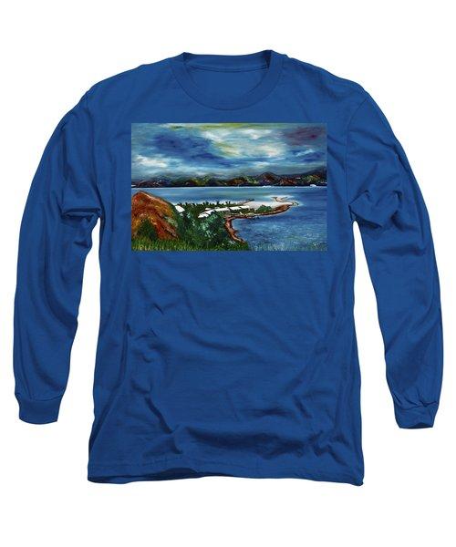 Loloata Island Long Sleeve T-Shirt