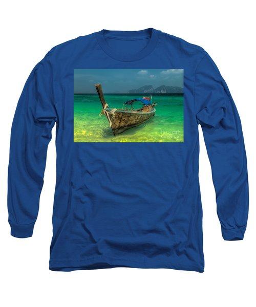Longboat Long Sleeve T-Shirt