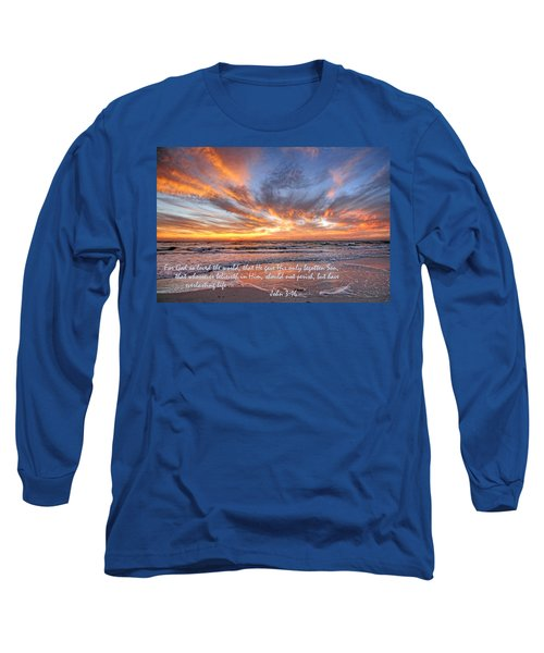 Love Personified Long Sleeve T-Shirt