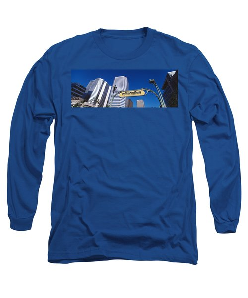Low Angle View Of Buildings, Cite Long Sleeve T-Shirt