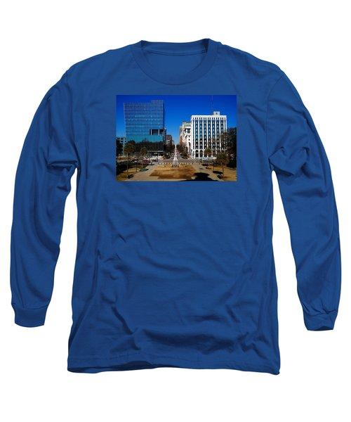 Main Street South Carolina Long Sleeve T-Shirt