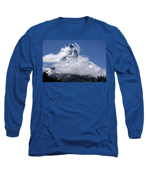 Majestic Mountain  Long Sleeve T-Shirt
