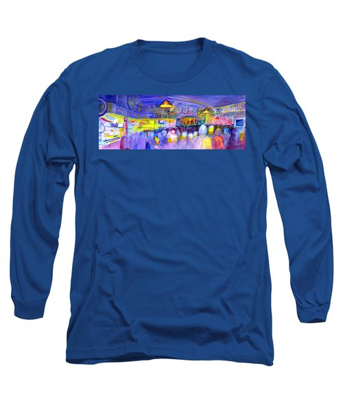 Mama Lenny And The Remedy At Road 34 Long Sleeve T-Shirt