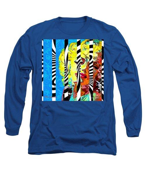 Marilyn 130 B Long Sleeve T-Shirt