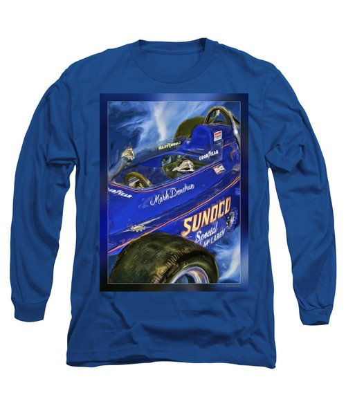 Mark Donohue 1972 Indy 500 Winning Car Long Sleeve T-Shirt