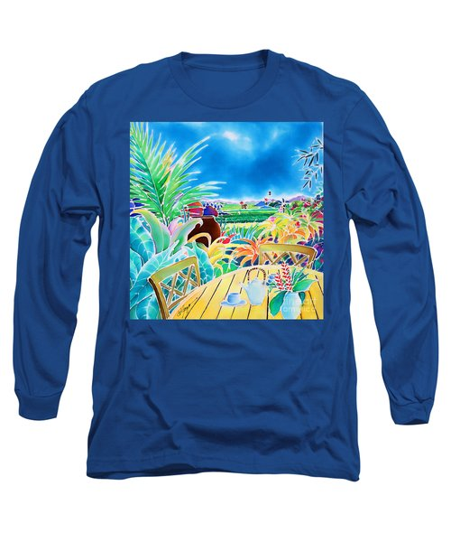 Mellow Afternoon Long Sleeve T-Shirt