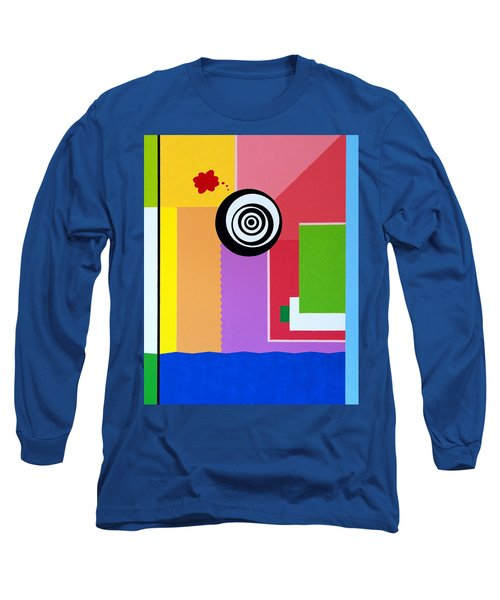 Mid Century Conflict Long Sleeve T-Shirt
