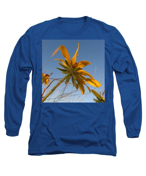 Long Sleeve T-Shirt featuring the photograph Miss Daisy by Joseph Skompski