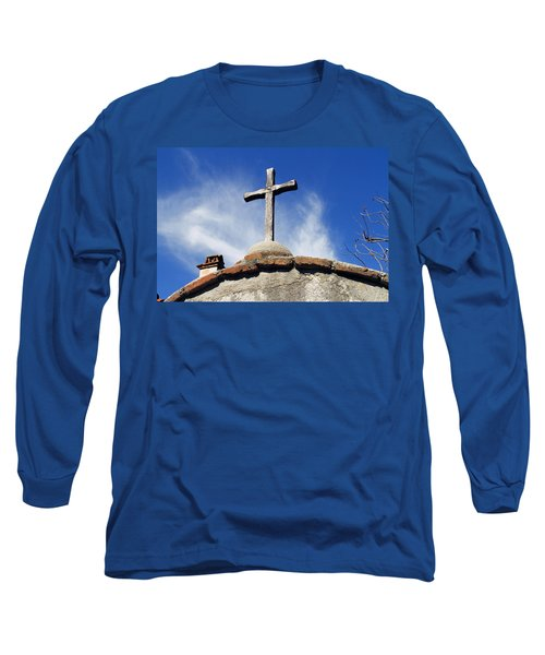 Mission Cross Long Sleeve T-Shirt by Shoal Hollingsworth