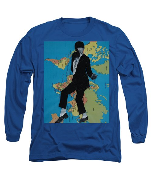 Mj Billie Jean Long Sleeve T-Shirt