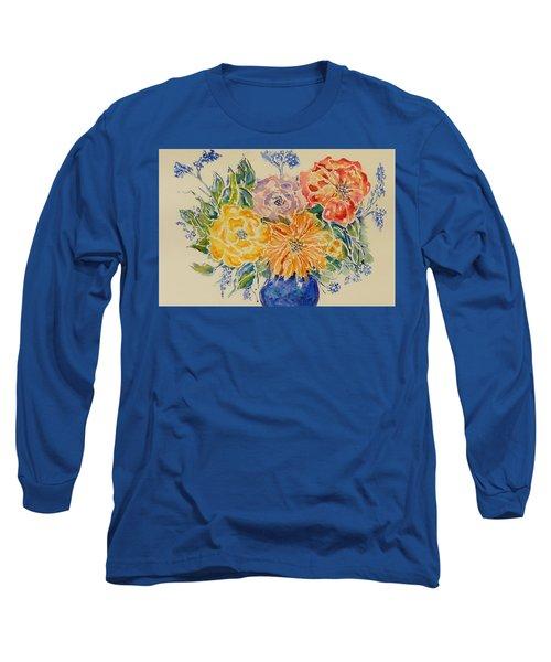 Bouquet Of Love Long Sleeve T-Shirt