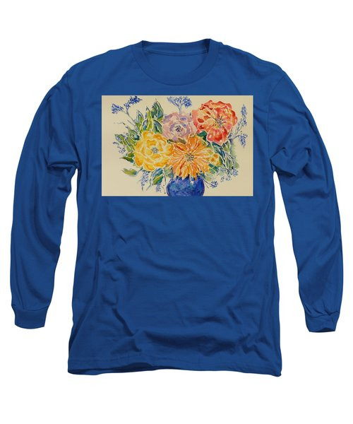 Bouquet Of Love Long Sleeve T-Shirt