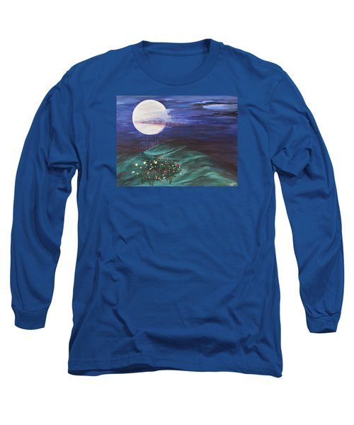 Moon Showers Long Sleeve T-Shirt