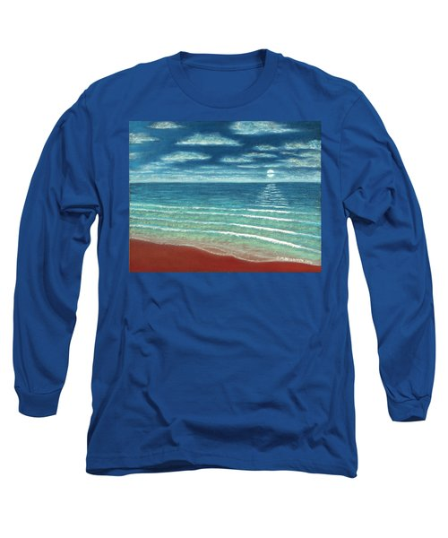Moonset C Long Sleeve T-Shirt