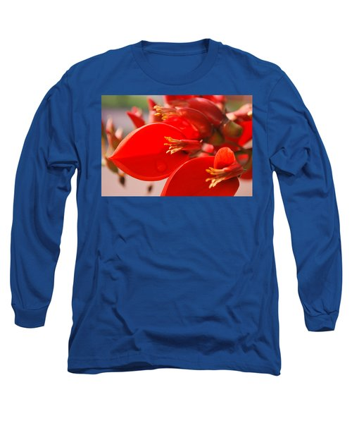 Long Sleeve T-Shirt featuring the photograph Morning Jog by Miguel Winterpacht