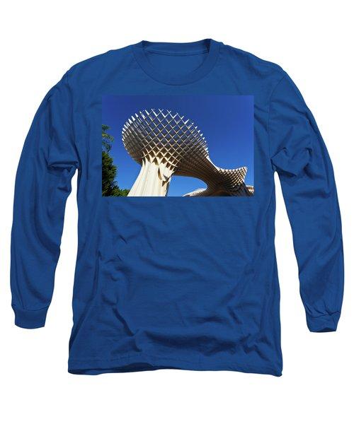 Mushroom Structure, Metropol Parasol Long Sleeve T-Shirt