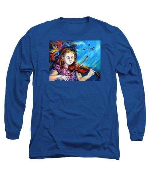 Music Lessons Long Sleeve T-Shirt