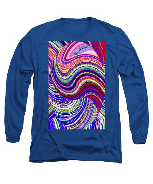 Music To The Eyes Long Sleeve T-Shirt