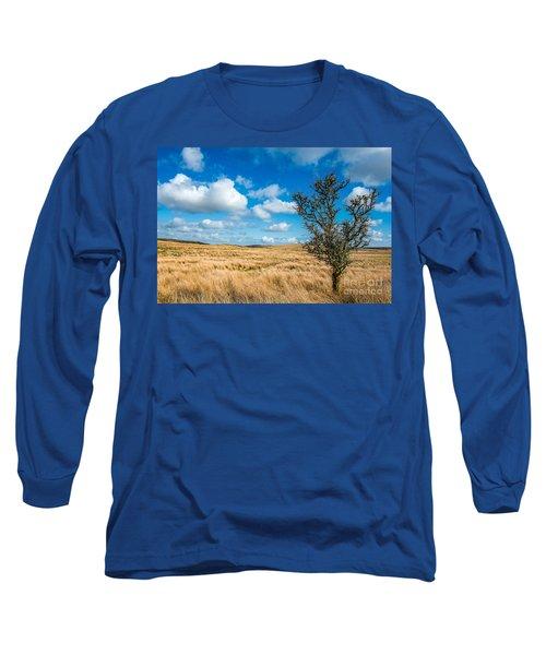 Mynydd Hiraethog Long Sleeve T-Shirt