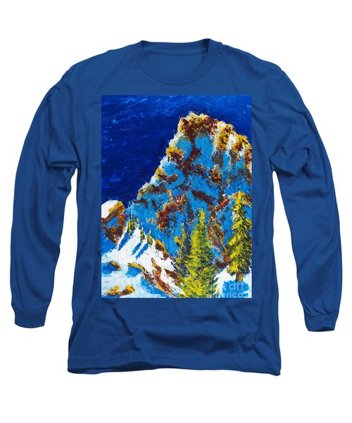 Needles 2 Long Sleeve T-Shirt