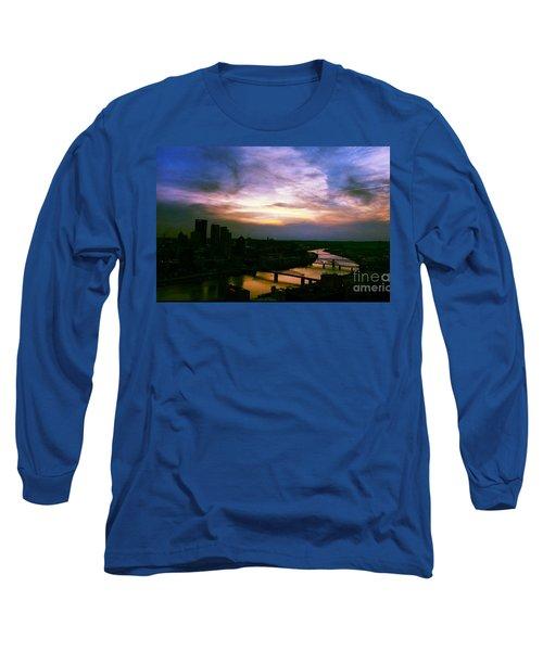 New Slate  Long Sleeve T-Shirt