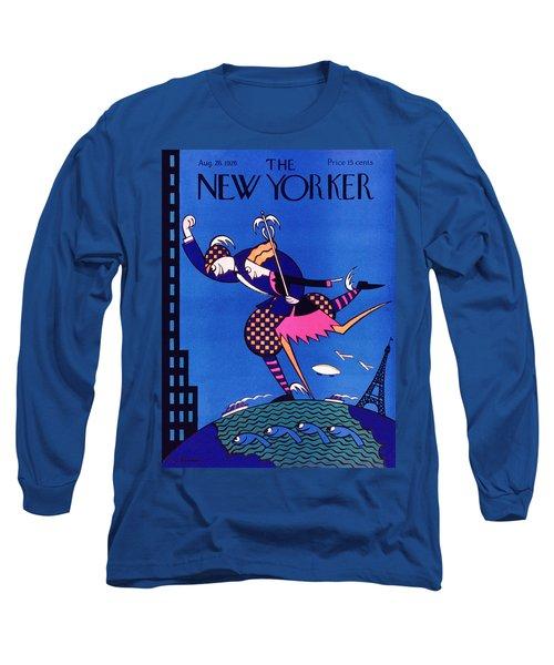 New Yorker August 28 1926 Long Sleeve T-Shirt
