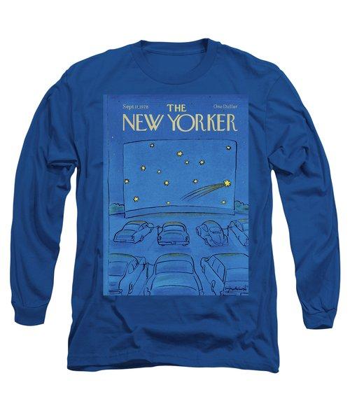 New Yorker September 11th, 1978 Long Sleeve T-Shirt