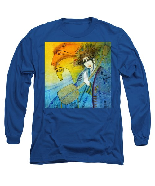 No One Can Stop My Dream Horses... Long Sleeve T-Shirt