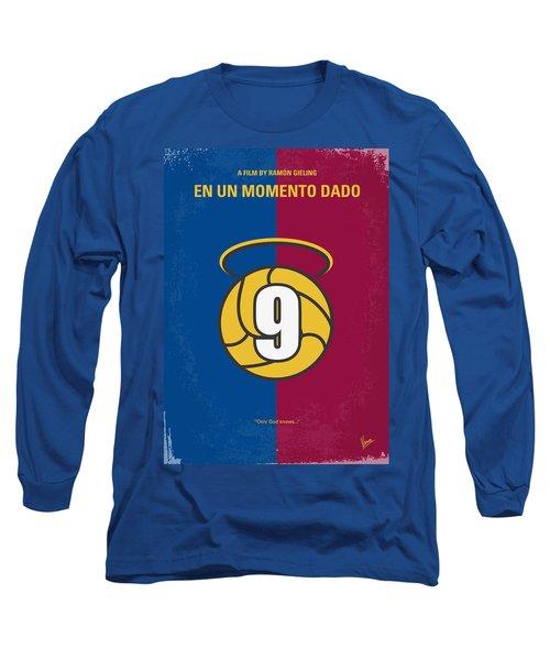 No272 My En Un Momento Dado Minimal Movie Poster Long Sleeve T-Shirt