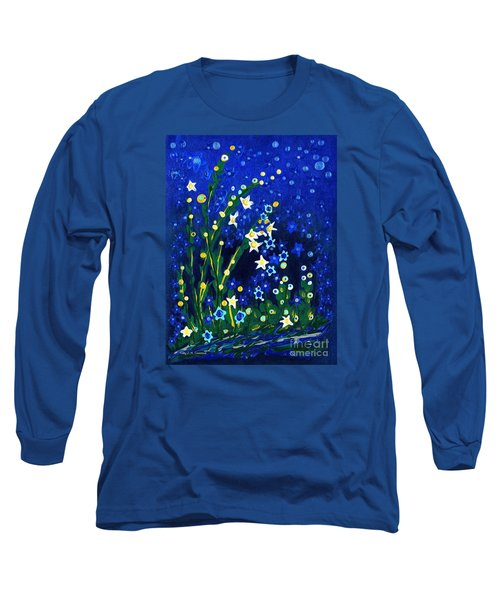 Nocturne Long Sleeve T-Shirt by Holly Carmichael