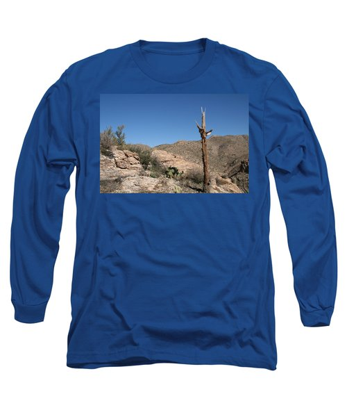 Not Giving Up Yet Long Sleeve T-Shirt