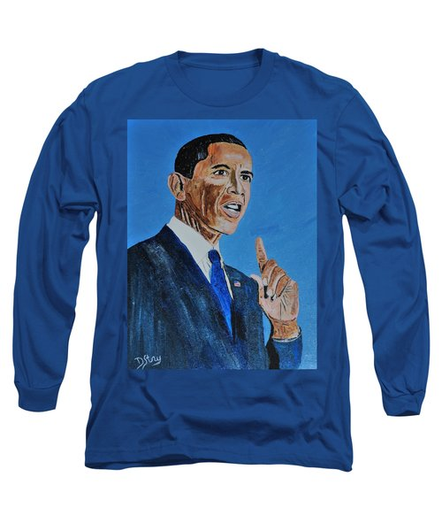 Obama Long Sleeve T-Shirt