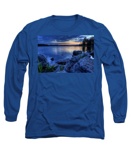 Ohio Spring Sunset Long Sleeve T-Shirt