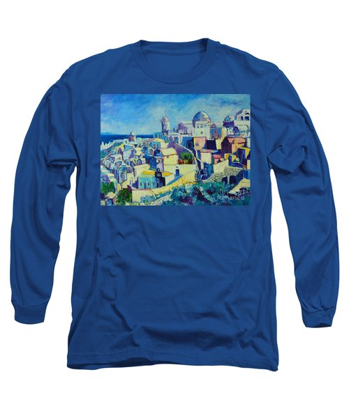 OIA Long Sleeve T-Shirt by Ana Maria Edulescu