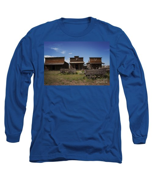 Old Trail Town Long Sleeve T-Shirt