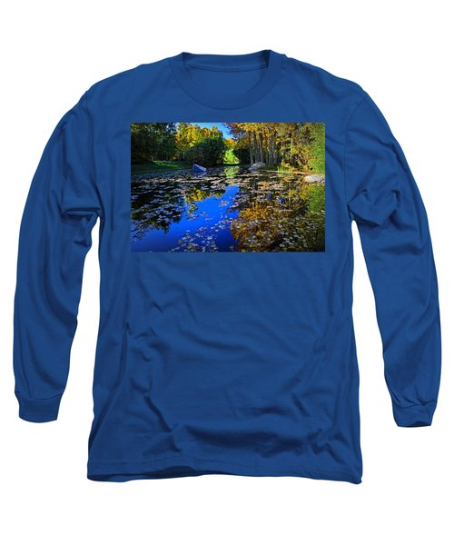 On Golden Pond  Long Sleeve T-Shirt