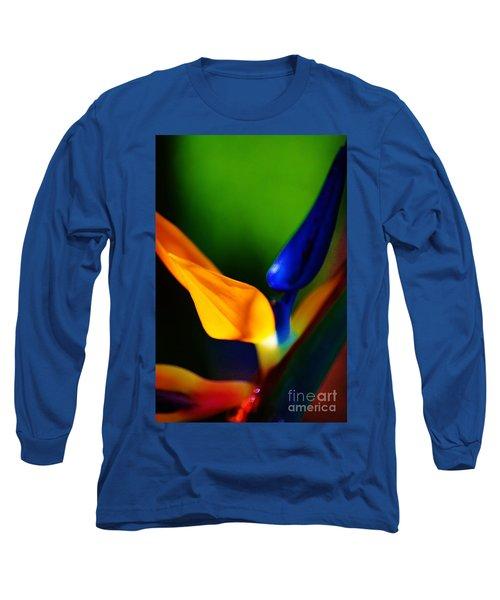 Pardise Birds Long Sleeve T-Shirt