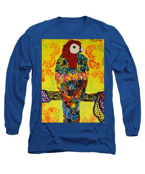 Parrot Oshun Long Sleeve T-Shirt