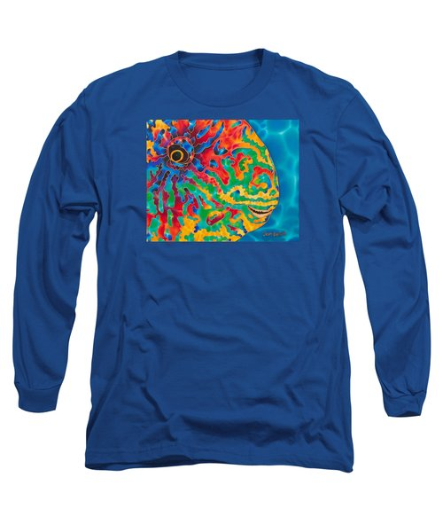 Parrotfish Long Sleeve T-Shirt