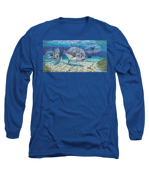 Passing Through In009 Long Sleeve T-Shirt