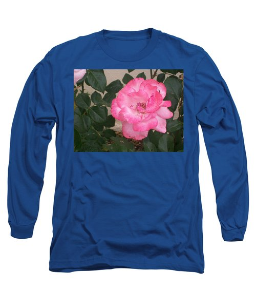 Passion Pink Long Sleeve T-Shirt