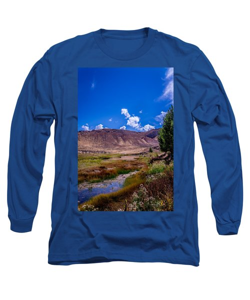 Peaceful Valley II Long Sleeve T-Shirt