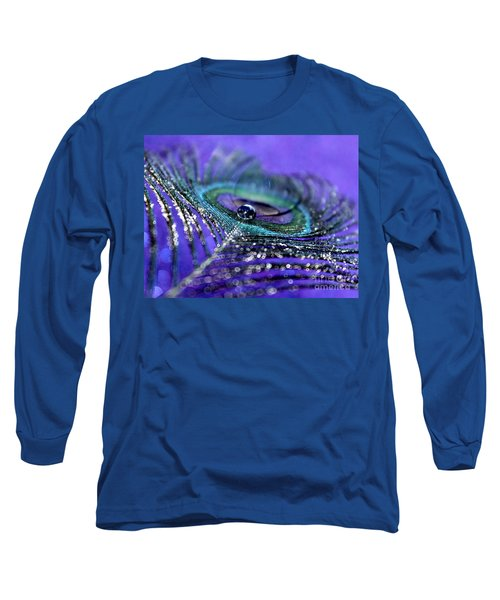 Peacock Spirit Long Sleeve T-Shirt