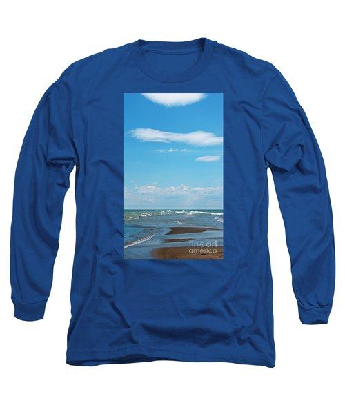 Pelee Long Sleeve T-Shirt by Ann Horn