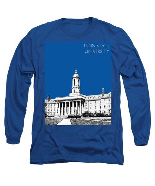 Penn State University - Royal Blue Long Sleeve T-Shirt