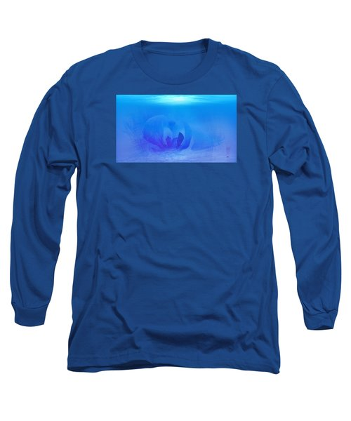 Blue Ocean Long Sleeve T-Shirt