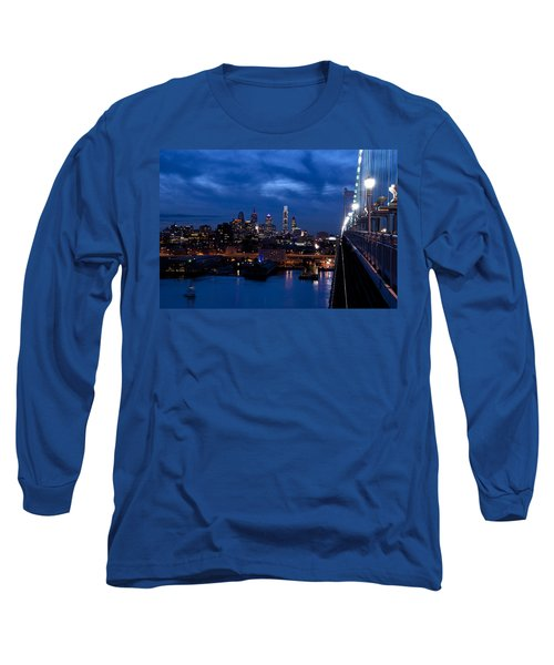 Philadelphia Twilight Long Sleeve T-Shirt