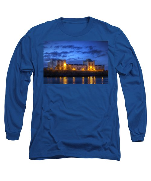 Portsmouth Naval Prison Long Sleeve T-Shirt