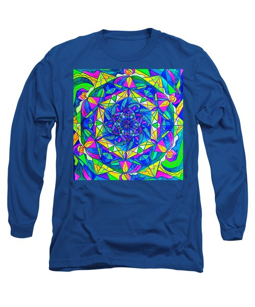 Positive Focus Long Sleeve T-Shirt