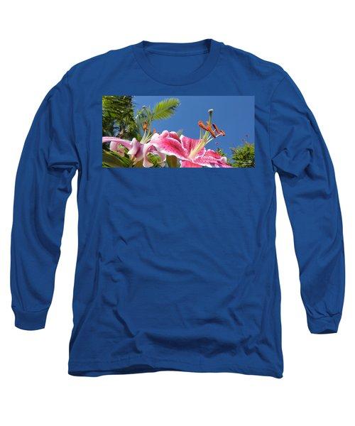 Possibilities 3  Long Sleeve T-Shirt